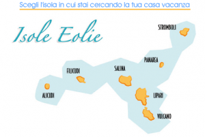 cartina isole eolie