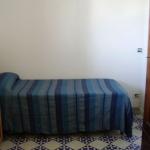 camera da letto casa vacanza salina