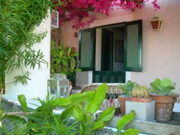 Bed and Breakfast Monti De Luca a Filicudi