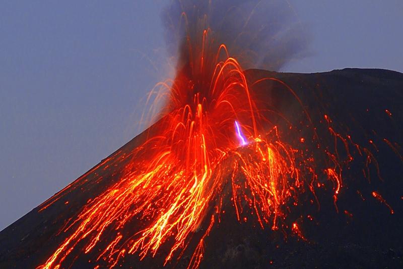 eruzione stromboli